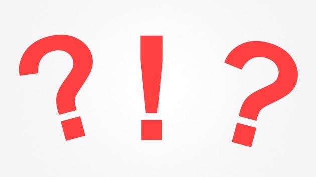 Spørgsmål/svar ikoner